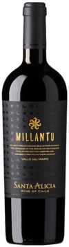 Vino Tinto Santa Alicia Millantu 2013 - 750mL