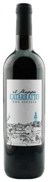 Vino Blanco Il Pioppo Catarratto 2015 - 750mL