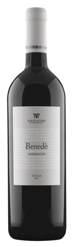 Vino Blanco Alessandro Di Camporeale Benedè Catarratto 2015 - 750mL