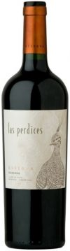 Vino Tinto Las Perdices Bonarda 2014 - 750mL