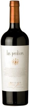 Vino Tinto Las Perdices Reserva Blend Don Juan 2014 - 750mL