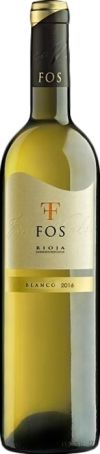 Vino Blanco Fos Rioja 2016 - 750 mL